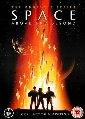Rent Space: Above and Beyond: The Complete Series Online DVD Rental