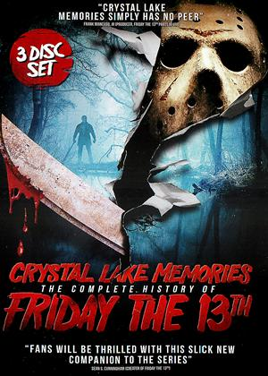Rent Crystal Lake Memories: The Complete History of Friday the 13th Online DVD Rental