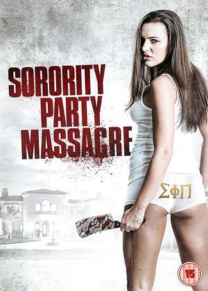 Rent Sorority Party Massacre Online DVD Rental