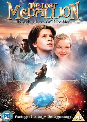 Rent The Lost Medallion (aka The Lost Medallion: The Adventures of Billy Stone) Online DVD Rental