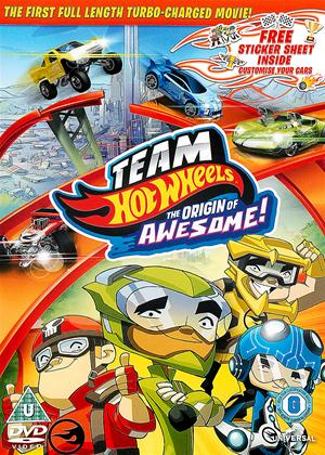 Rent Team Hot Wheels: The Origin of Awesome! Online DVD Rental