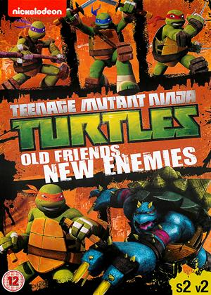 Rent Teenage Mutant Ninja Turtles: Old Friends New Enemies: Series 2: Vol.2 Online DVD Rental