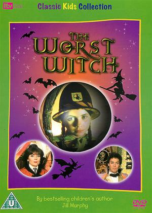 Rent The Worst Witch Online DVD & Blu-ray Rental