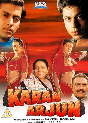 Rent Karan Arjun Online DVD Rental