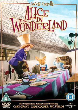 Rent Alice in Wonderland Online DVD Rental