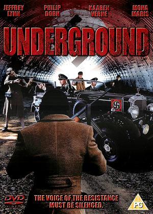 Rent Underground Online DVD Rental
