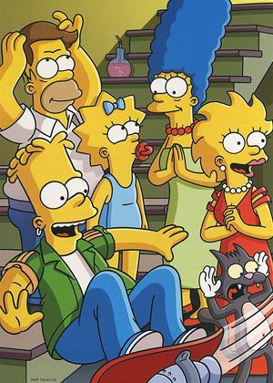 Rent The Simpsons: Series 16 Online DVD Rental