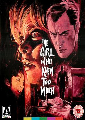 Rent The Girl Who Knew Too Much (aka La ragazza che sapeva troppo) Online DVD Rental