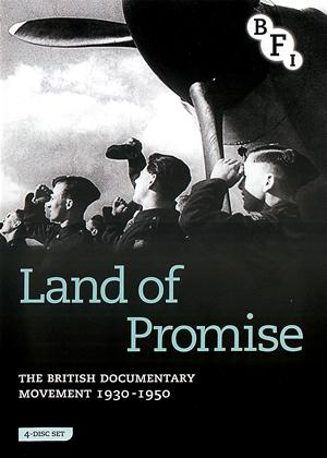 Rent Land of Promise: The British Documentary Movement 1930-1950 Online DVD Rental