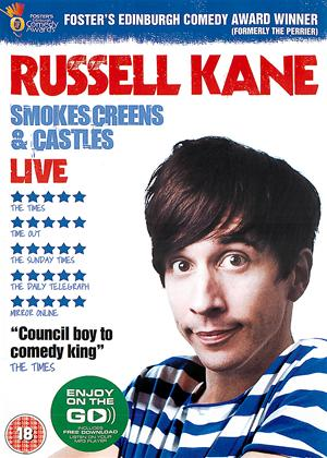Rent Russell Kane: Smokescreens and Castles: Live Online DVD Rental
