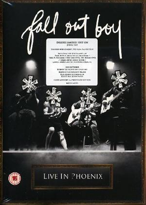 Rent Fall Out Boy: Live in Phoenix Online DVD Rental