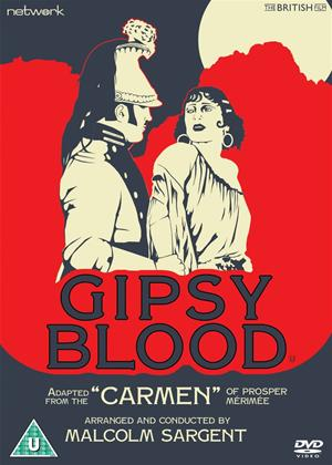 Rent Gipsy Blood (aka Carmen) Online DVD Rental