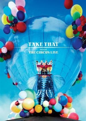 Rent Take That: The Circus Live Online DVD Rental