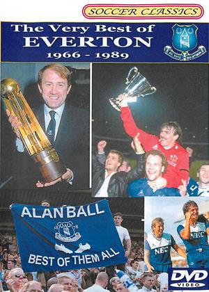 Rent Everton FC: The Very Best of Everton 1966-1989 Online DVD & Blu-ray Rental