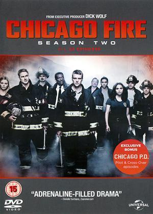 Rent Chicago Fire: Series 2 Online DVD Rental