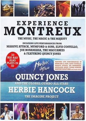Rent Experience Montreux Online DVD Rental