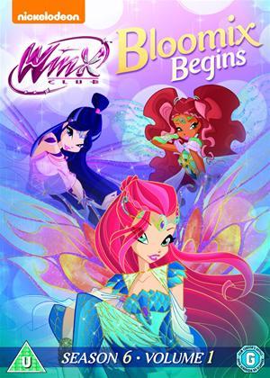 Rent Winx Club: Bloomix Begins Online DVD Rental