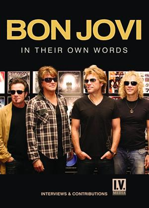Rent Bon Jovi: In Their Own Words Online DVD Rental