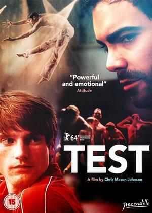 Test Online DVD Rental