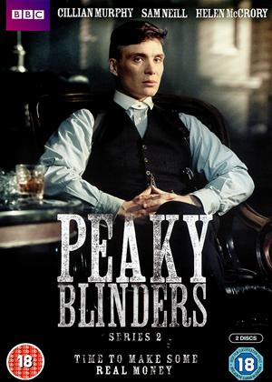 Rent Peaky Blinders: Series 2 Online DVD Rental