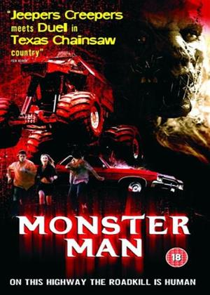 Monster Man Online DVD Rental
