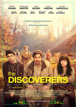 Rent The Discoverers Online DVD Rental