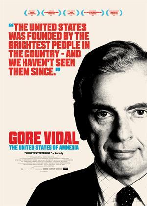 Rent Gore Vidal: The United States of Amnesia Online DVD Rental
