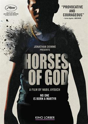 Rent Horses of God (aka Les chevaux de Dieu) Online DVD Rental