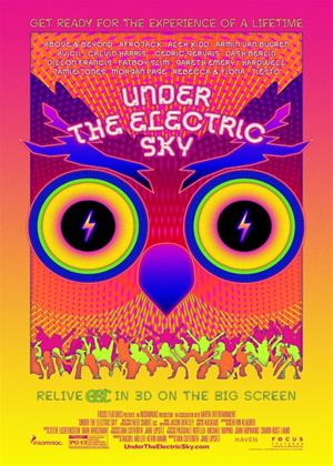 Rent Under the Electric Sky Online DVD Rental