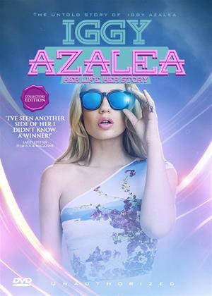 Rent Iggy Azalea: Her Life, Her Story Online DVD Rental
