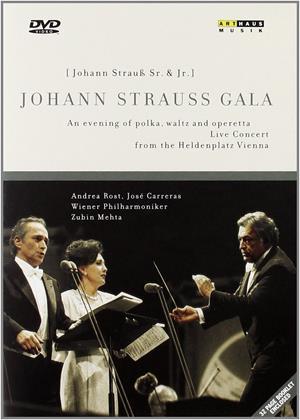 Rent Johann Strauss Gala Online DVD & Blu-ray Rental