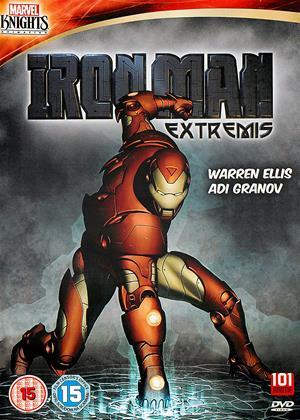 Rent Iron Man: Extremis Online DVD & Blu-ray Rental