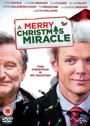Rent A Merry Christmas Miracle Online DVD Rental