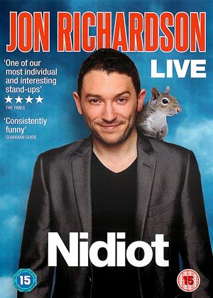 Rent Jon Richardson: Nidiot: Live Online DVD Rental