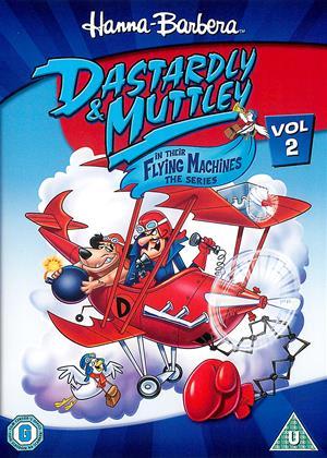 Rent Dastardly and Muttley: Vol.2 Online DVD Rental