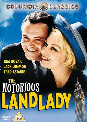Rent The Notorious Landlady Online DVD Rental