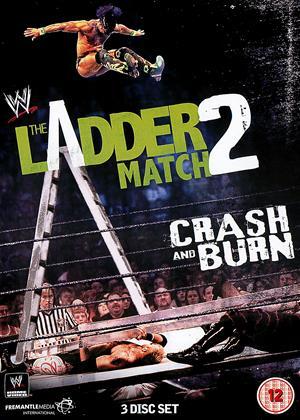 Rent WWE: The Ladder Match 2: Crash and Burn Online DVD Rental