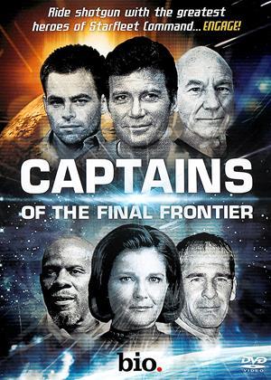 Rent Captains of the Final Frontier Online DVD Rental