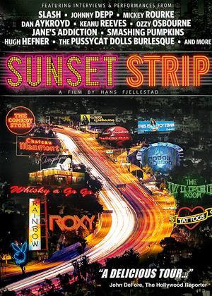 Rent Sunset Strip Online DVD & Blu-ray Rental