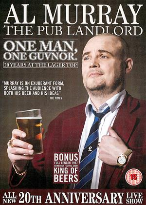 Rent Al Murray: One Man, One Guvnor: Live Online DVD Rental