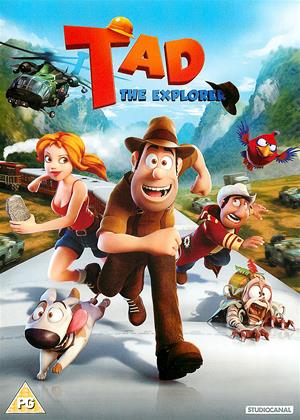 Rent Tad, the Explorer (aka Las aventuras de Tadeo Jones) Online DVD Rental