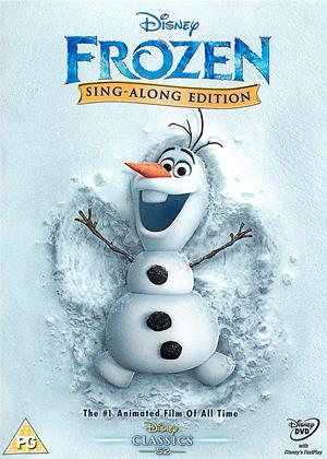 Rent Frozen: Sing-Along Edition Online DVD Rental