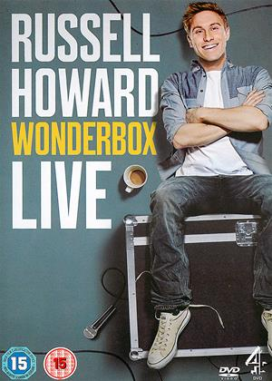 Rent Russell Howard: Wonderbox: Live Online DVD Rental