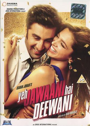 Rent This Youth Is Crazy (aka Yeh Jawaani Hai Deewani) Online DVD Rental