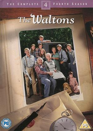 Rent The Waltons: Series 4 Online DVD Rental