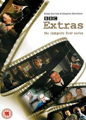 Rent Extras: Series 1 Online DVD Rental