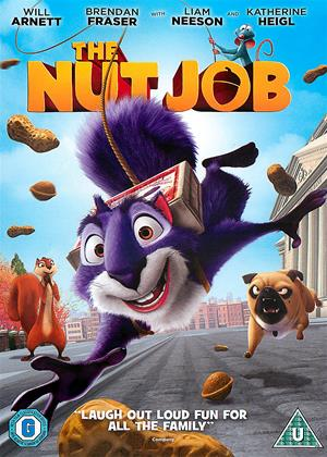 The Nut Job Online DVD Rental
