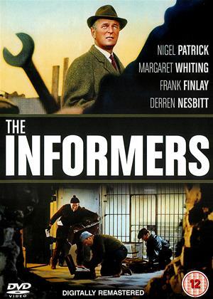 Rent The Informers Online DVD Rental