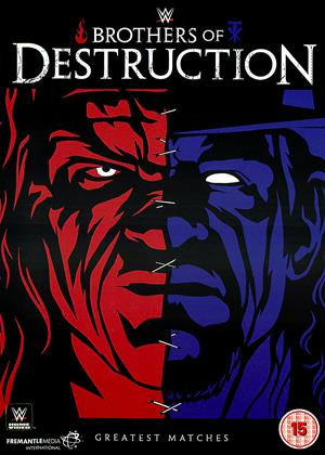 Rent WWE: Brothers of Destruction Online DVD Rental
