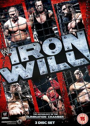 Rent WWE: Iron Will: The Anthology of the Elimination Chamber (aka Iron Will: The Anthology of WWEs Toughest Match) Online DVD Rental